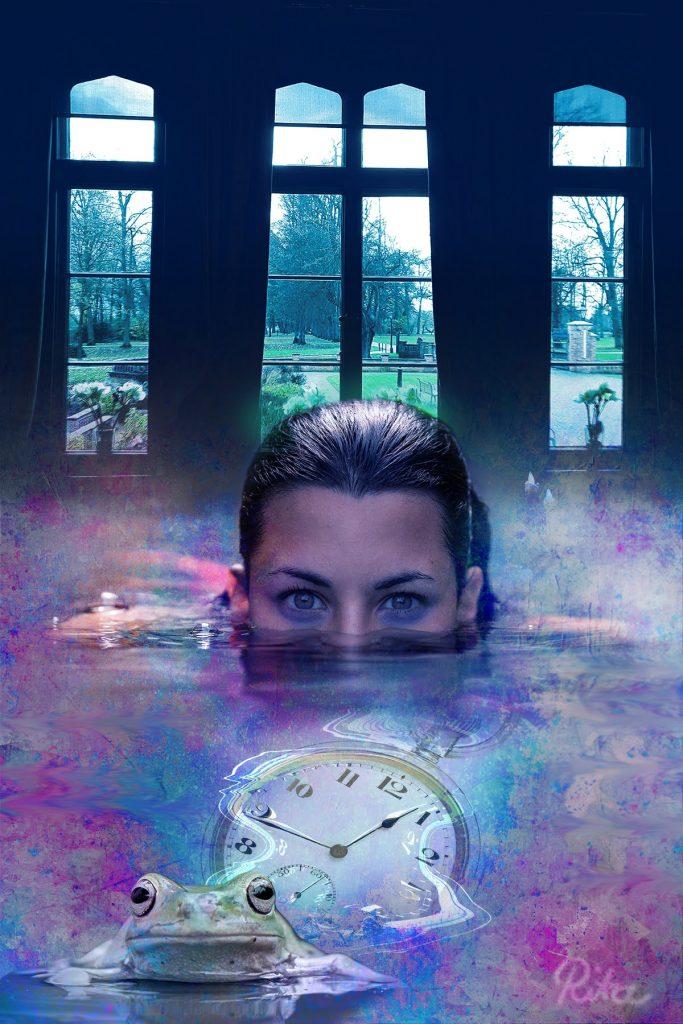 Photoshop-Kunst, Rita Gil Brand, Januar 2020